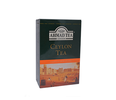 Ahmed tea Cylon
