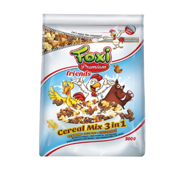 CEREAL MIX 3 IN 1