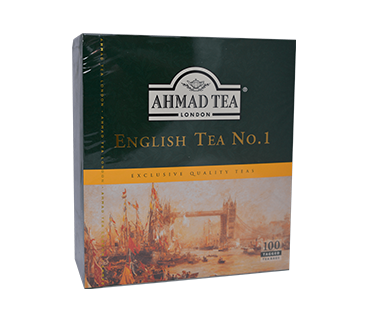 Ahmed English tea 1