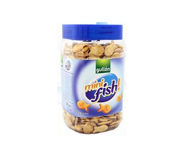 Gullon Mini Fish Biscuits
