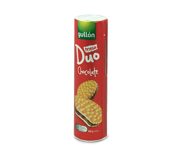Gullon duo chocolate
